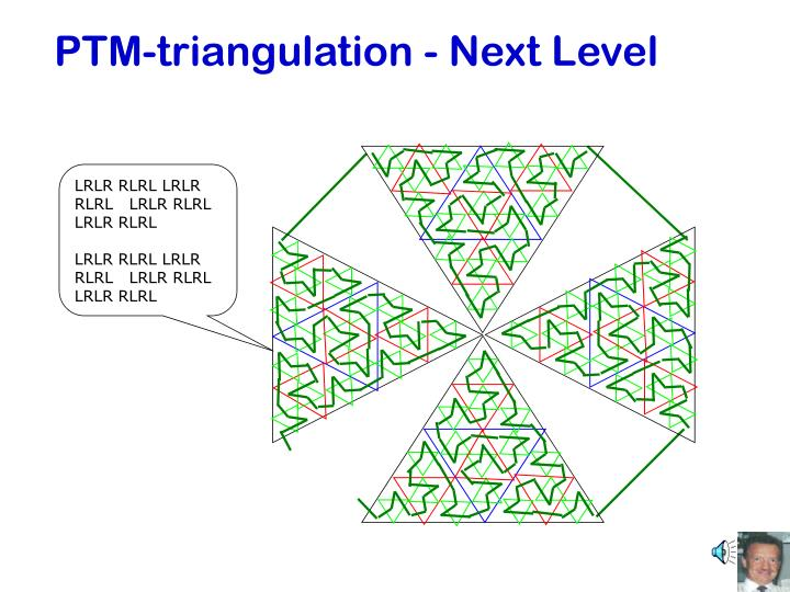 PTM-triangulation - Next Level