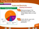 fuels and electricity3