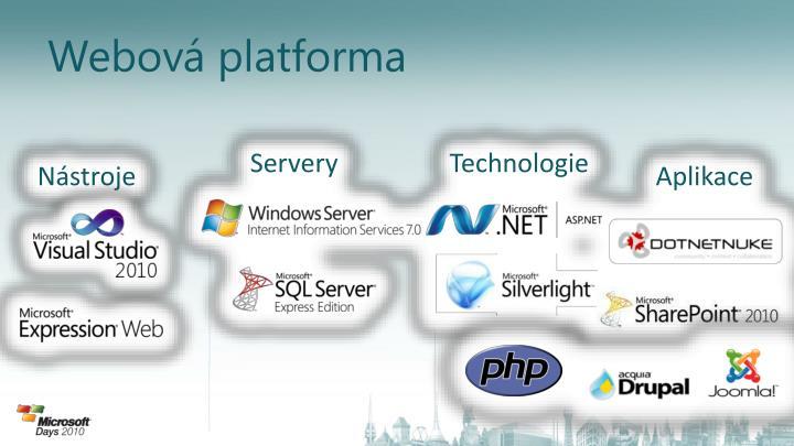 Webová platforma