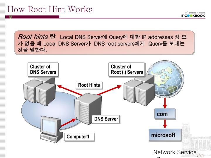 How Root Hint Works