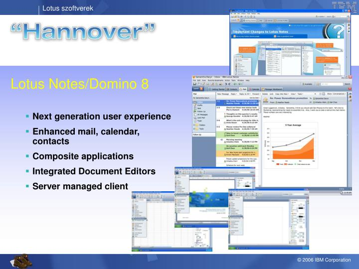 Lotus Notes/Domino 8
