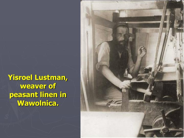 Yisroel Lustman,
