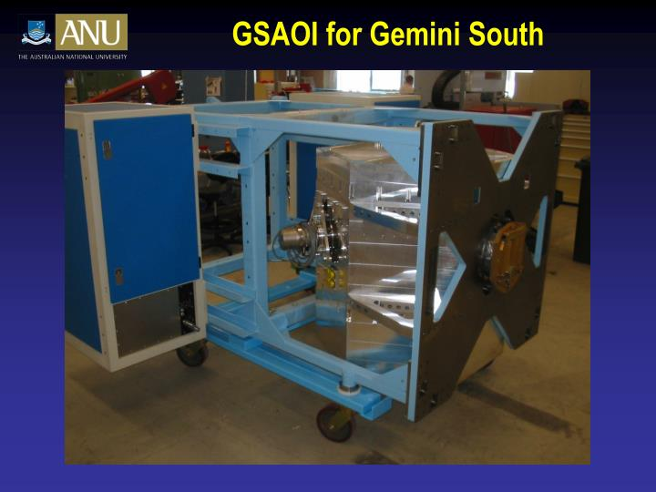 Gsaoi for gemini south