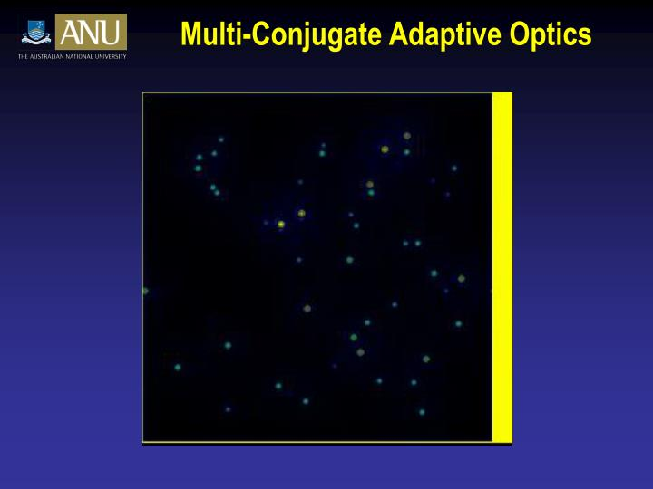Multi-Conjugate Adaptive Optics