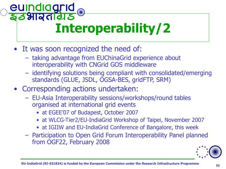 Interoperability/2