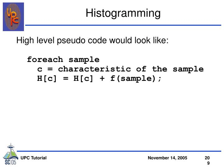 High level pseudo code would look like: