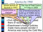 america by 1960