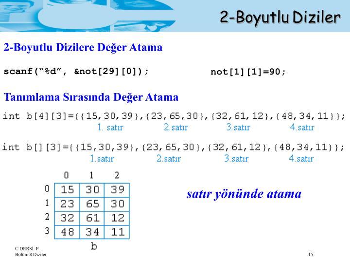2-Boyutlu