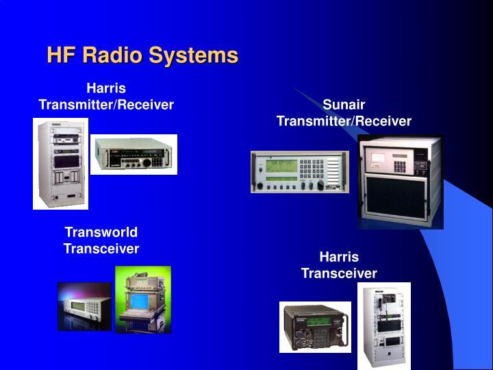 HF Radio Systems