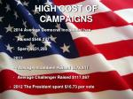 high cost of campaigns2