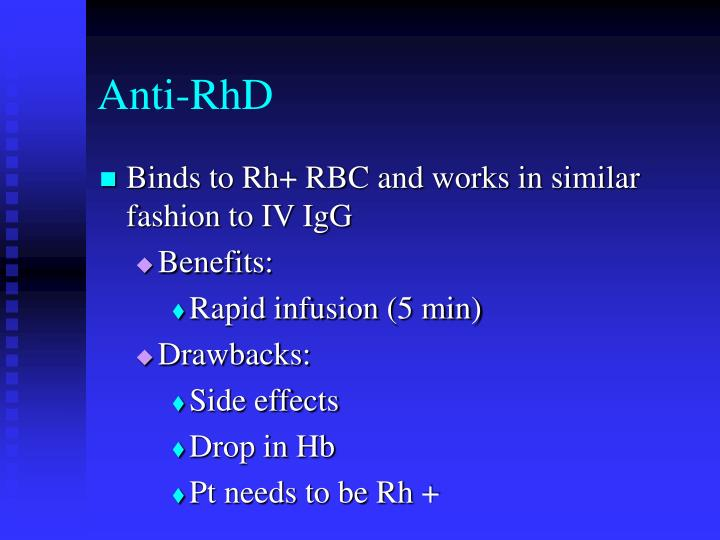 Anti-RhD