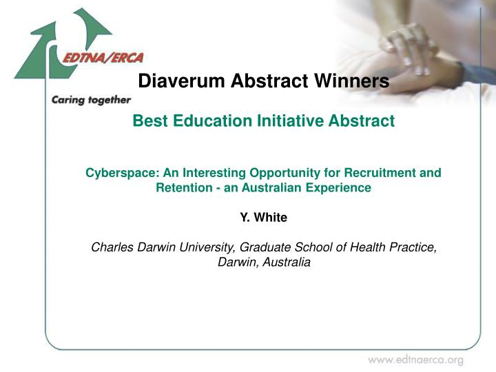 Diaverum Abstract Winners