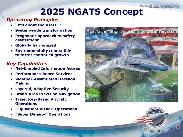 2025 NGATS Concept