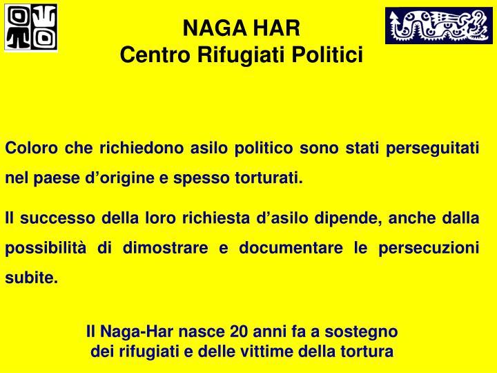 NAGA HAR