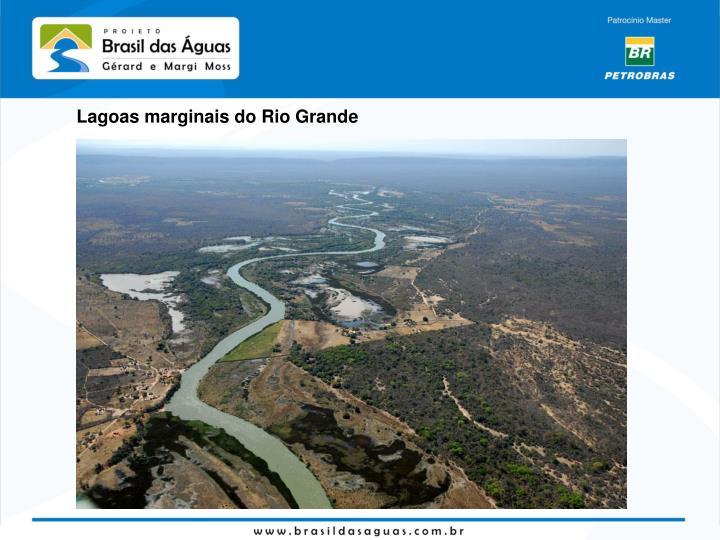 Lagoas marginais do Rio Grande