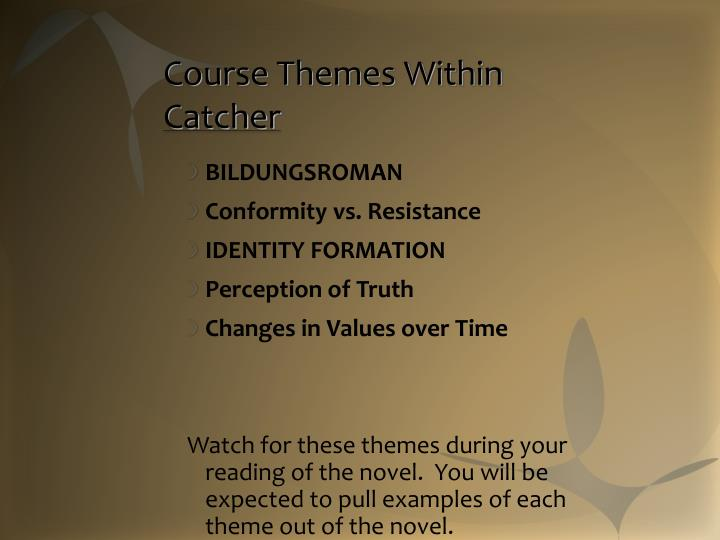 Course Themes Within