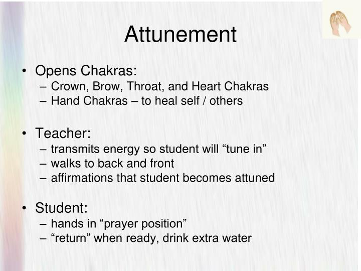 Attunement