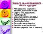utredning og oppf lgingsskjema aktuelle faggrupper
