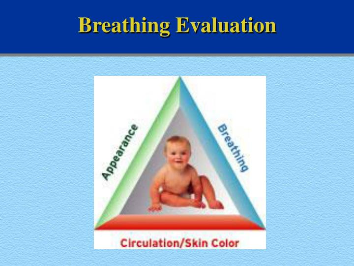 Breathing Evaluation