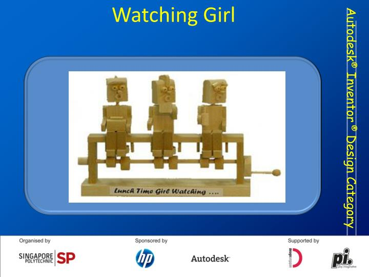 Watching Girl