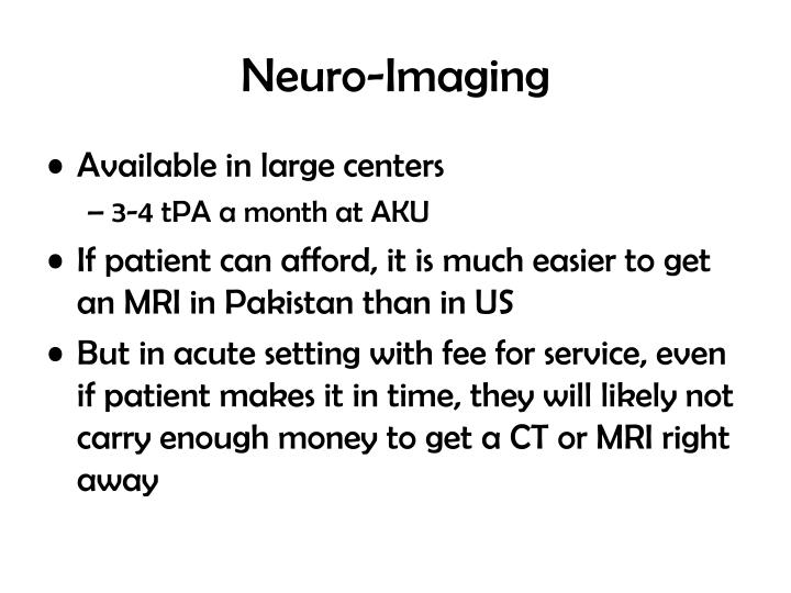 Neuro-Imaging