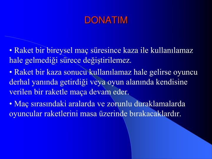DONATIM