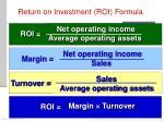 return on investment roi formula1
