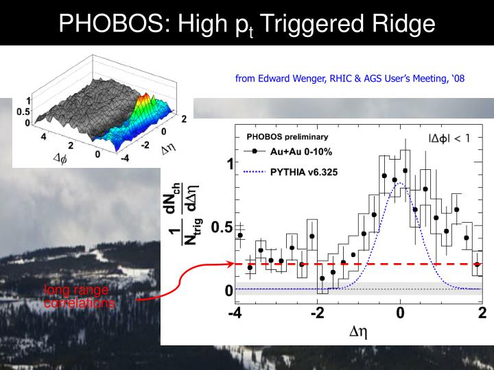 PHOBOS: High p