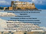 castel dell ovo die musik der k nste1