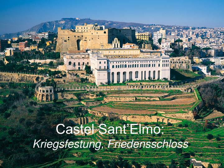 Castel Sant'Elmo: