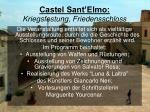 castel sant elmo kriegsfestung friedensschloss1