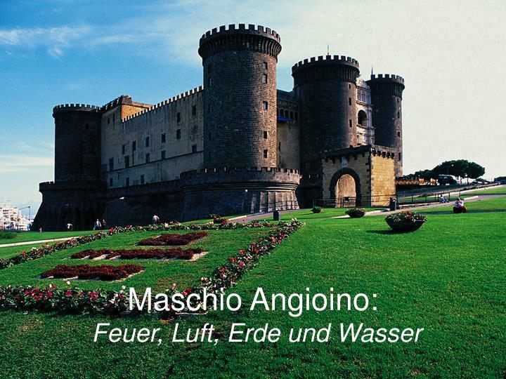 Maschio Angioino: