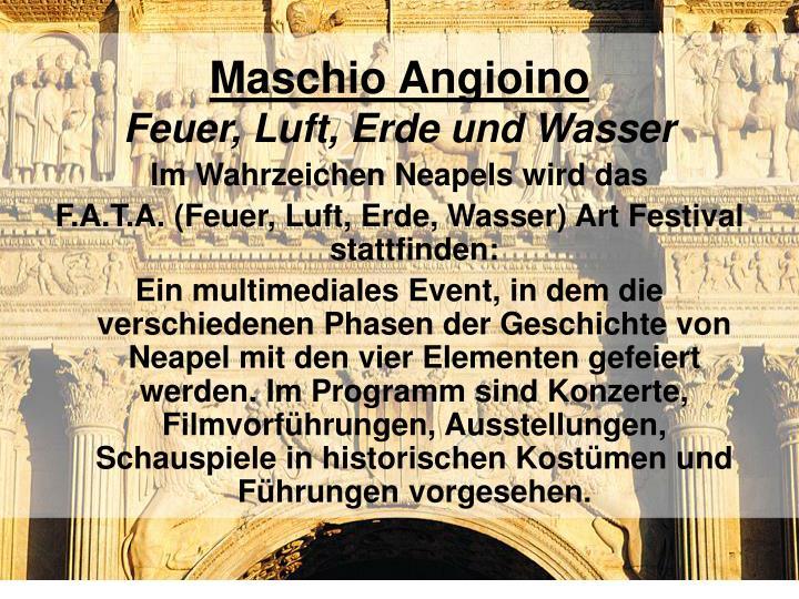 Maschio Angioino