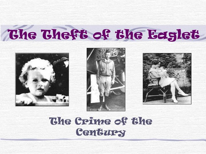 The theft of the eaglet