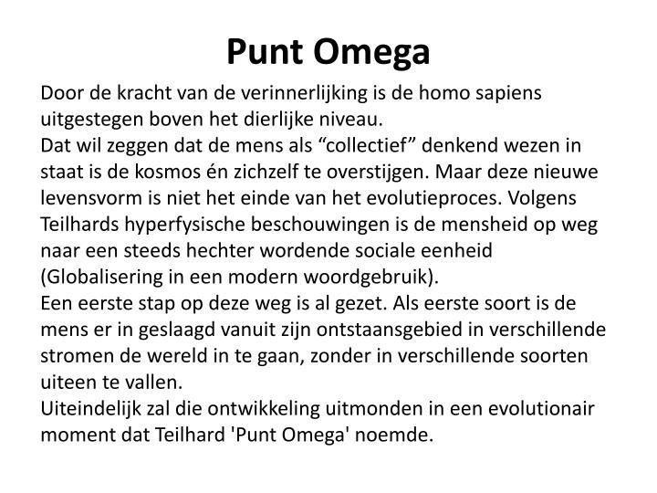 Punt Omega