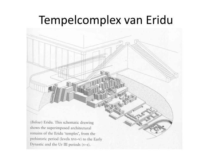 Tempelcomplex van Eridu
