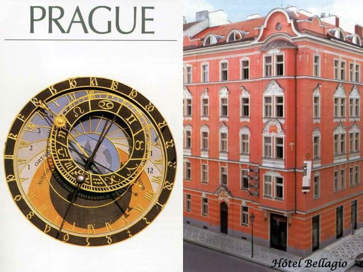 VISITE ET HISTOIRE DE PRAGUE