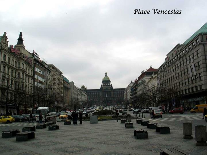 Place Venceslas