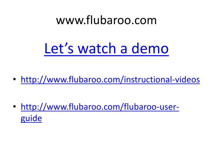 www.flubaroo.com