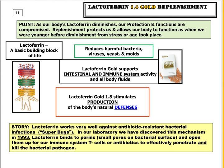 LACTOFERRIN