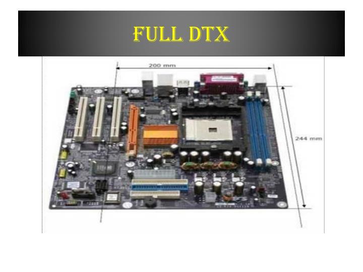 FULL DTX