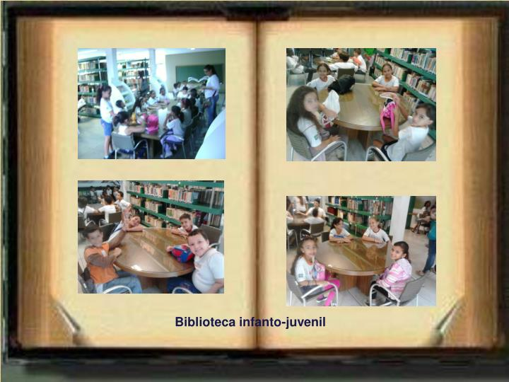 Biblioteca infanto-juvenil