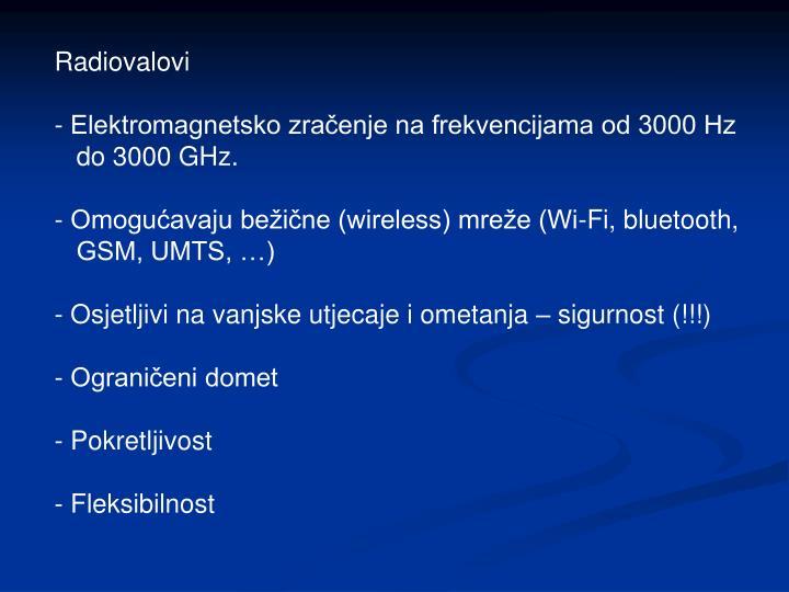 Radiovalovi