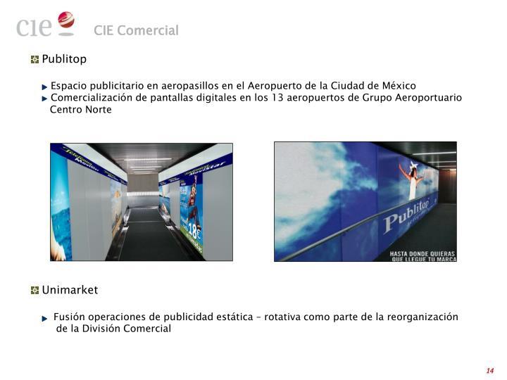 CIE Comercial