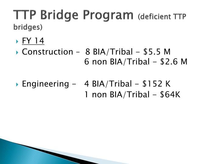 TTP Bridge