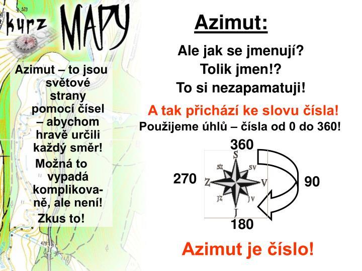 Azimut:
