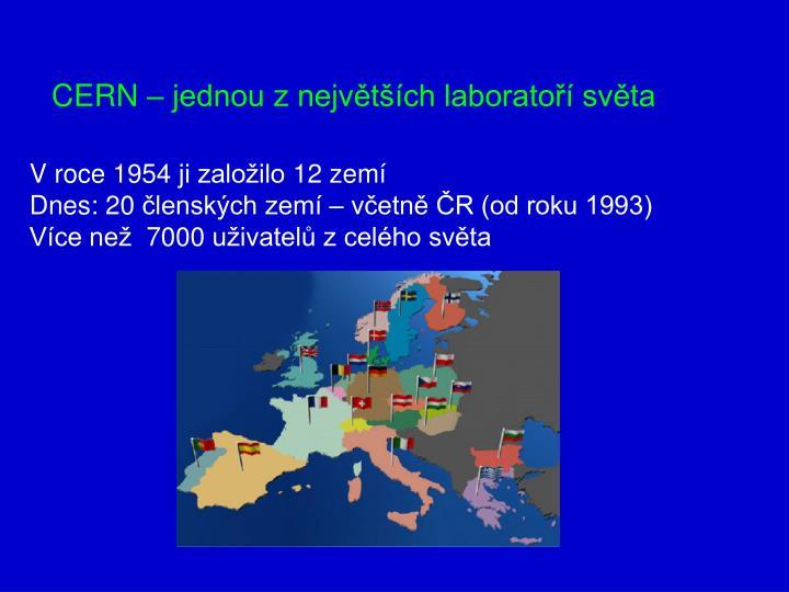 CERN – jednou z největších laboratoří světa