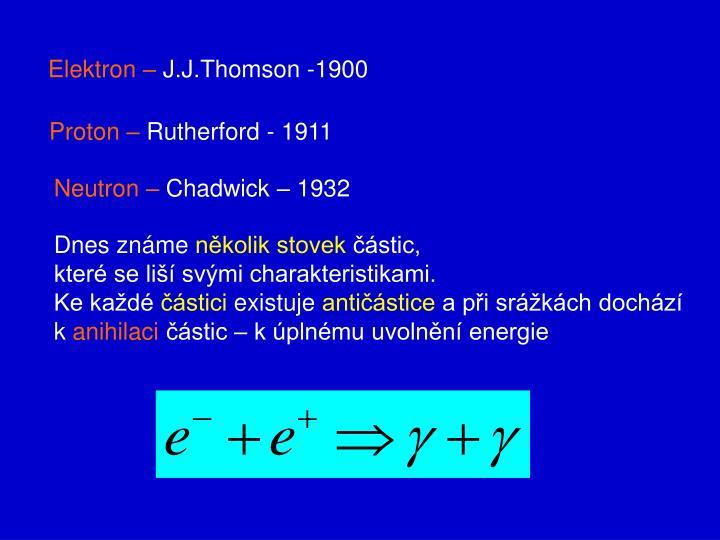Elektron –