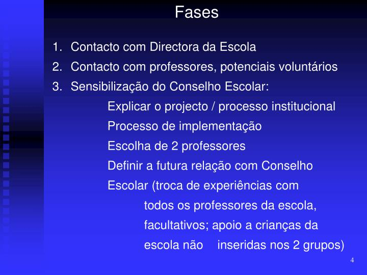 Fases