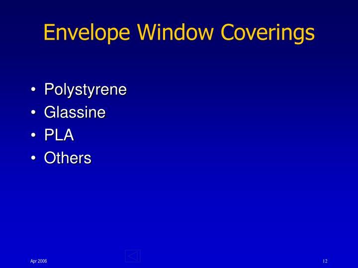 Envelope Window Coverings